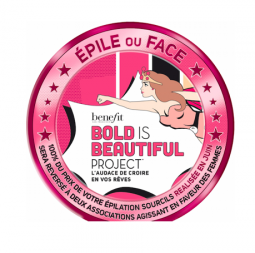 Bold Is Beautiful Projet par Benefit